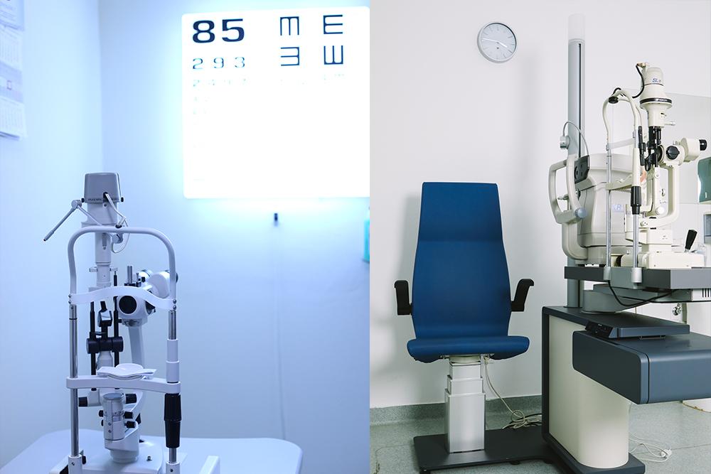 biomicroscopie endotelială oftalmologică)